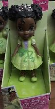 ~ Disney Princess~MINI Toddler Doll Figure SPARKLE COLLECTION TIANA