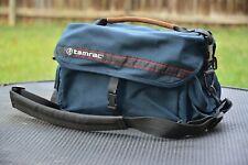 Tamrac Classic Royal Blue Fabric Camera Bag