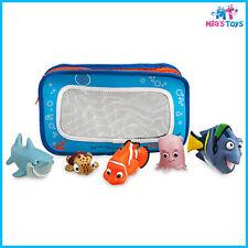 Disney Finding Nemo 5 piece Bath Toys for Baby brand new