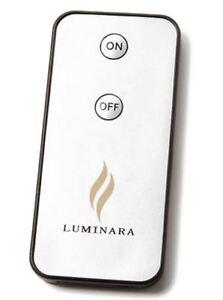 Luminara Flamless Pillar Candles - or Remote - U PICK