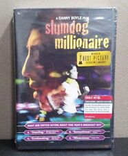 Slumdog Millionaire   (DVD)  Target Exclusive: Includes The Shooting Script  NEW