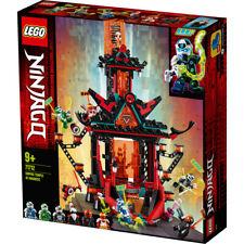 Lego Ninjago Empire Temple of Madness Building Set - 71712