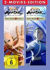 AVATAR - BUCH 1: WASSER VOL.1+VOL.2  2 DVD NEU