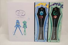 Sailor Moon Prism Pointer Ballpoint Pen Uranus & Neptune Set Bandai F/S Japan