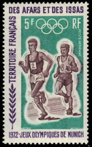 "AFARS et ISSAS C66 - Munich Olympics ""Running"" (pb33901)"