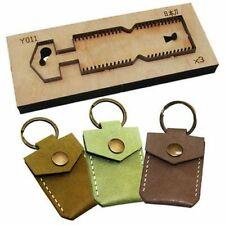 Mini Ic Id Card Holder Diy Leather Craft Key Ring Mold Japan Steel Blade Die Cut