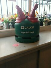 More details for 5kg patio calor gas bottle empty with fill indicator .