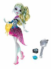 Monster High Lagoona Blue Dot Dead Gorgeous coleccionista muñeca raramente x4530