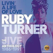 Ruby Turner - Livin A Life Of Love: Jive Anthology 1986-1991 [New CD] UK - Impor