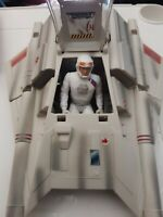 KENNER 1997 Star Wars EMPIRE STRIKES BACK SNOW SPEEDER w/pilot, rare