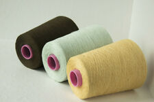Laceweight linen yarn, yarn cones for weaving- total 1.5kg / 52.5oz