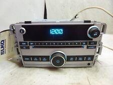 07 08 2007-2008 Chevrolet Equinox Radio Cd Player 15293275 BILL28