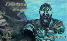 Andréhyos 1/10 Resin Bust Guardian of Atlantide