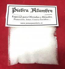 Alum powder • ALUMBRE EN POLVO 20gr.  Spell Ritual Wicca
