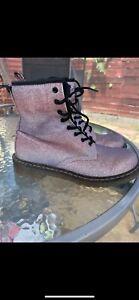 Dr Martens Size 5 Pink