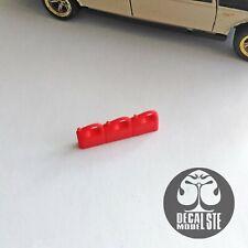 FIAT 126 RAID MEBETOYS  - TANICHE - 1/25