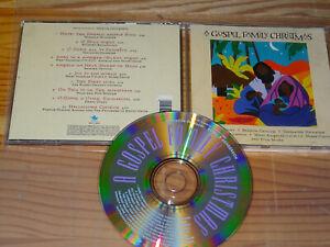 A GOSPEL FAMILY CHRISTMAS - V.A. / UK ALBUM-CD 1992