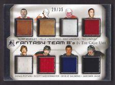 2015-16 ITG Used Fantasy Team 8's Jersey Gump Worsley/Pelle Lindbergh 29/35