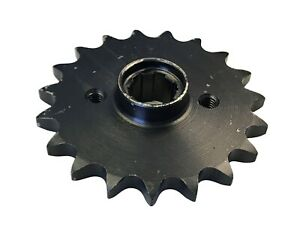 19 Tooth Counter Shaft Sprocket Harley-Davidson K-Model Sportster 52-78 35197-52