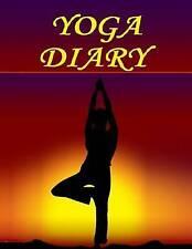 NEW Yoga Diary by Frances P Robinson
