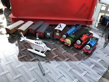 Ertl Diecast Thomas The Tank Engine And Friends Job Lot Playworn