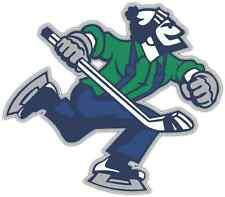"Vancouver Canucks NHL Hockey Bumper Locker Notebook Sticker Decal 4.5""X4.5"""