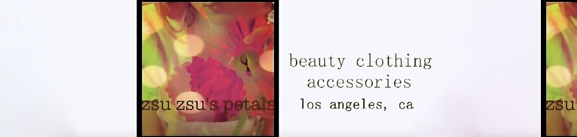 zsu zsu's petals