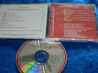 CD CESAR FRANCK die sieben worte jesu am kreuz PALMSONNTAGKONZERTE urdorf 1993