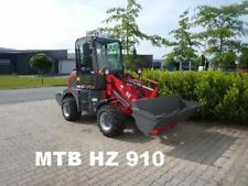 Radlader  Hoflader  Hoftrac -  Hubkraft 1.000 kg  -  Gesamtgewicht 3.000 kg
