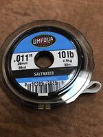 Umpqua Saltwater Fly Fishing Tippet Material 10lb 35yds