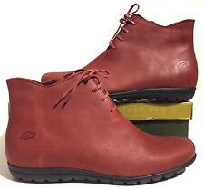 Loints loonts of Holland schnürschuhe Boots nuevo color rojo Bacarrat talla 41/7,5