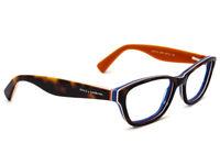 Dolce & Gabbana Eyeglasses DG 3175 2765 Tortoise, Blue & Orange Frame 52[]16 135