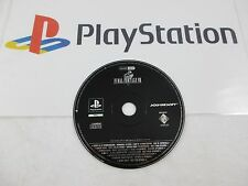 playstation 1: FINAL FANTASY VIII (8) demo