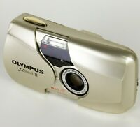 Olympus μ mju II 35mm F/2.8 Lens Point & Shoot Camera MINT