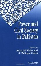Power and Civil Society in Pakistan