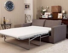 Best Sofa Bed- Every Night Use- Oxford 3 Seater Light Grey