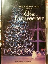 "NYC BALLET PRESENTS ""THE NUTCRACKER"" PLAYBILL DECEMBER 15, 1984 ISSUE"