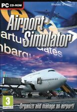 Airport Simulator (PC Sim Game) FREE US SHIPPING Manage your own Airport
