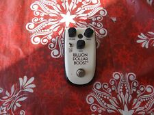 Danalectro  Billionaire fbillion dollar BOOST pedal
