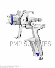 SATA SATAminijet 4400 B RP Gravity Spraygun Clear 1.2 + Sata Regulator