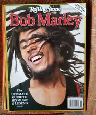 ROLLING STONE BOB MARLEY; ULTIMATE GUIDE TO MUSIC & LEGEND 2020 MAGAZINE  NEW