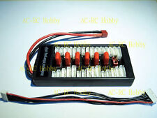 T Plug 6S Parallel Charge Board for Lipo LiFe Li-ion IMAX B6 B8 Charger
