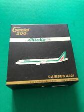 1/200 Alitalia AIRBUS A321 - GEMINI - new, box, rare