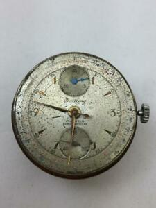 Vintage Breitling Venus 170 Movement and Dial