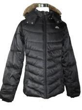 Manteaux et vestes noirs en polyester taille S pour femme