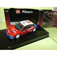 CITROEN XSARA WRC RALLYE DE FRANCE 2004 S. LOEB AUTOART 1:43