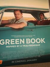 Green Book Original Double Sided Movie Poster