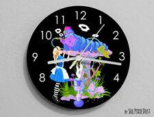 Alice in Wonderland Hookah Smoking Caterpillar Wall Clock