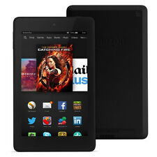 Amazon Fire HD 6 8GB Tablet, Wi-Fi, 6in - Black 4th Generation