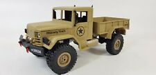 UK Heng Long Radio Remote Control RC Truck Tank 4WD Military Best Price Model